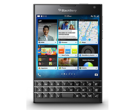 BlackBerry Passport Philippine Price and Availability
