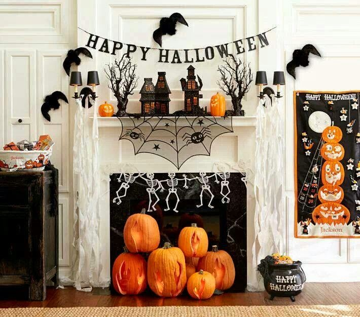 Halloween Day Home Decoration