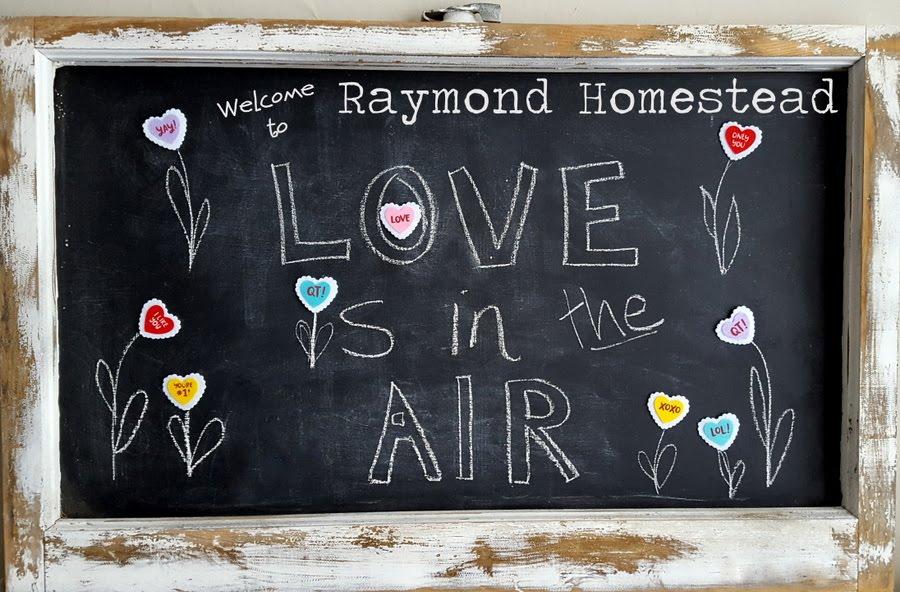 Raymondhomestead