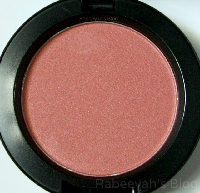 "MAC Sheertone Shimmer Powder Blush ""Peachykeen"" [Review ..."