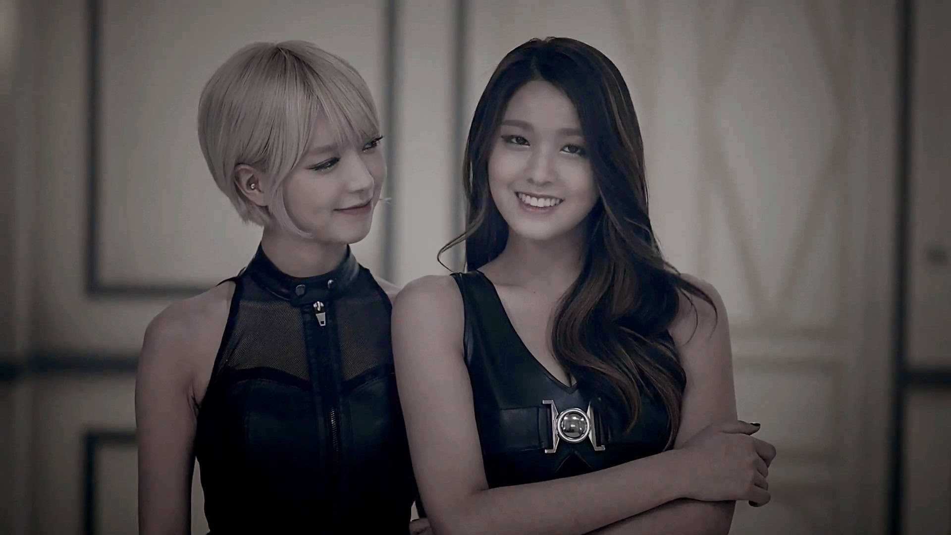 AoA Like A Cat Seolhyun Choa