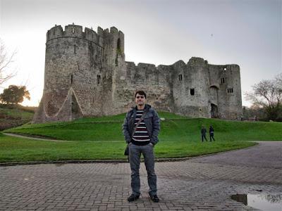 Castillo de Chepstow (Gales)