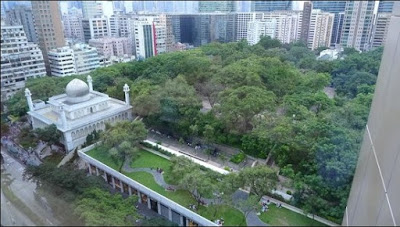 Keindahan dan Kemegahan Masjid Terbesar di Hongkong