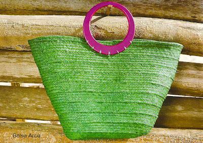 bolsa de palha-bolsa de praia-artesanato de palha de piaçava-artesanato da Bahia-trança de piaçava-artesanato indígena-Bolsa 7