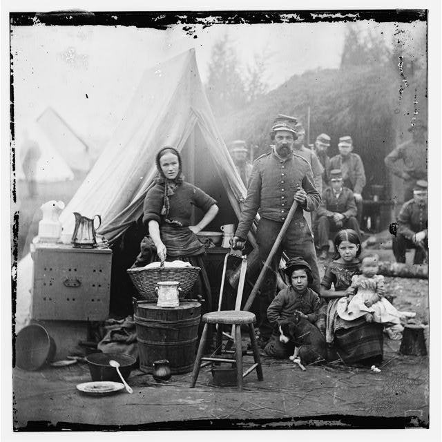 women in the cival war and In remembrance of the soldiers who served in the civil war, the liljenquist family donated their rare collection of over 700 photographs to the library of congress.
