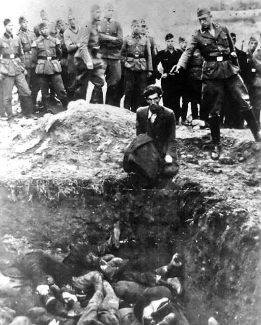 The last Jew in Vinnitsa, 1941