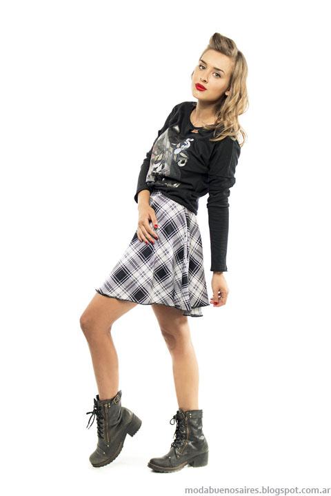 Moda mujer invierno 2015 ropa de moda Camaruco. Moda Argentina.