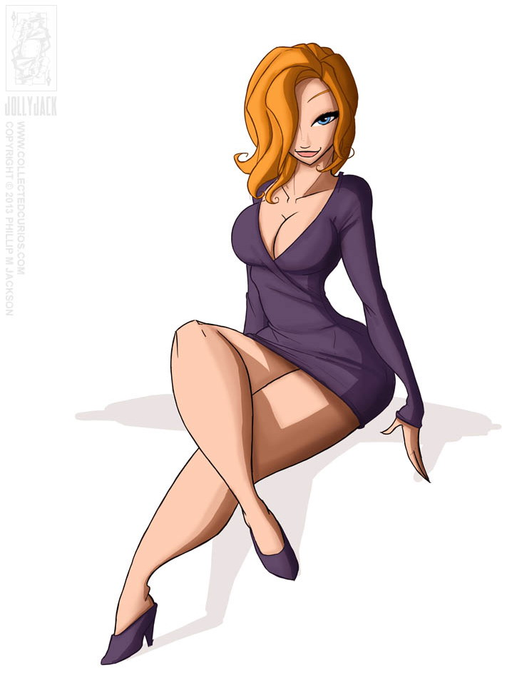 drawings girls cartoon adult