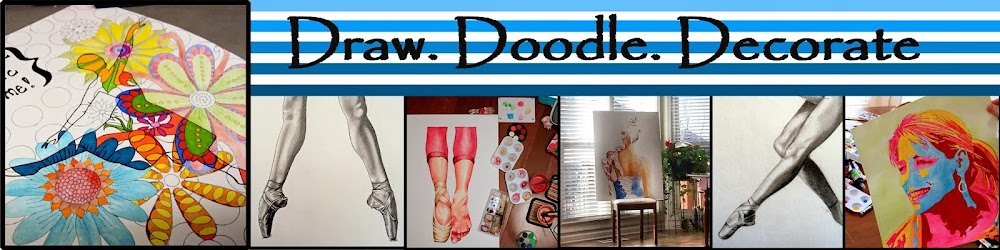 Draw Doodle and Decorate