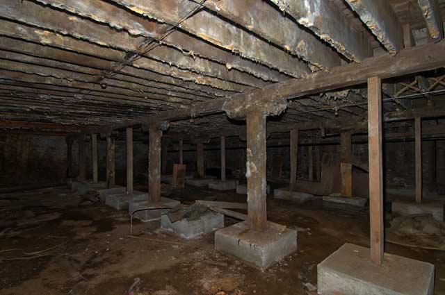 dirt floor dirt floor basement