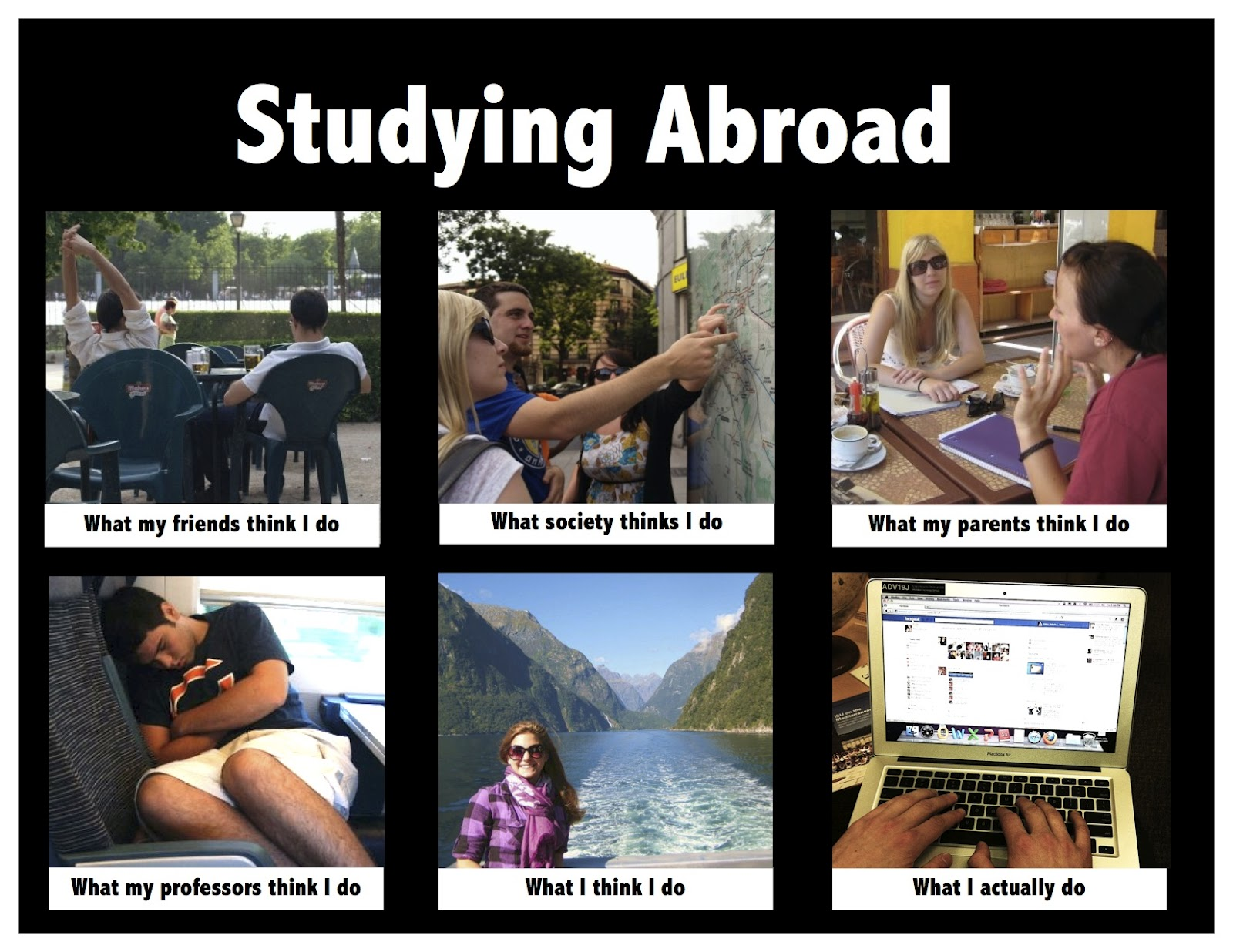 Studying abroad essay advantages of facebook