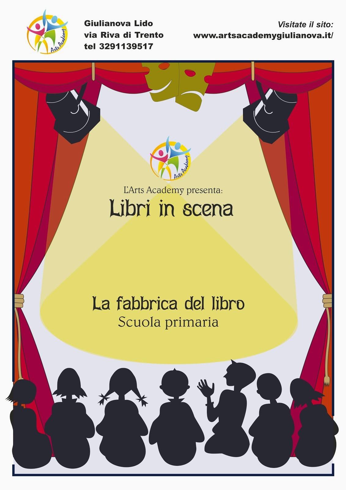 """""""La fabbrica del libro"""" (6/10 anni)"""