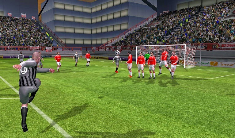 Dream League Soccer 1.57 Mod Apk
