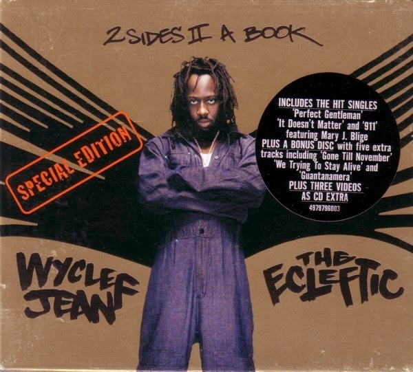Wyclef Jean ‎– The Ecleftic (2 Sides II A Book) (Special 2-Disc Edition) (2000) (2CD) (FLAC + 320 kbps)