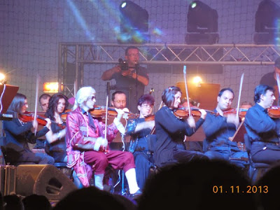 Mozart in orchestra
