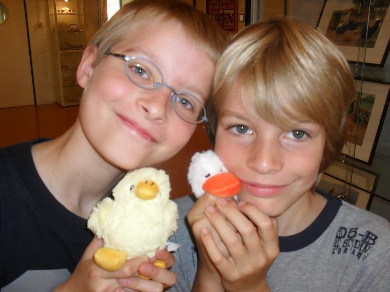Two lovely boys