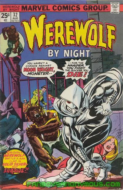 Read Werewolf by Night with Marvel Unlimited comic books online
