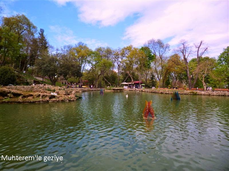 büyük gölet