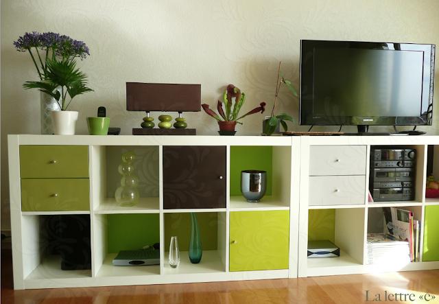 Meubles Tele Chez Ikea : Ikea Expedit Banc Tv Personnalisée – Deco Maison Design – Deco Maison