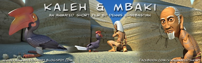--Kaleh & Mbaki: An Animated Short Film--