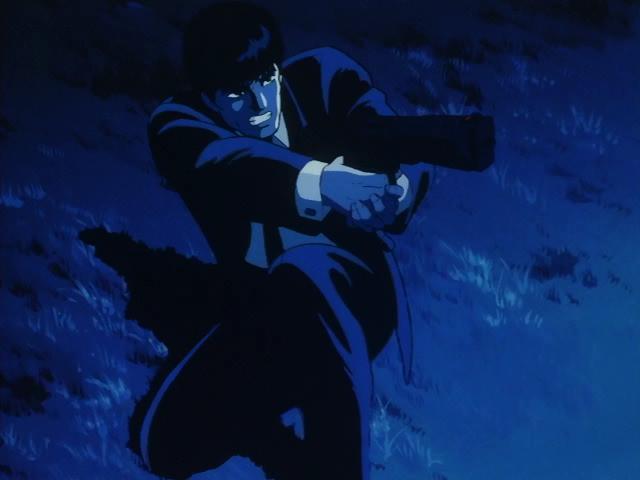 Neo Noir Anime Animated Horror Neo-noir