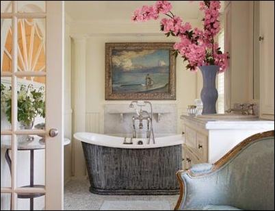 Romantic bathroom design ideas for Romantic bathroom design ideas