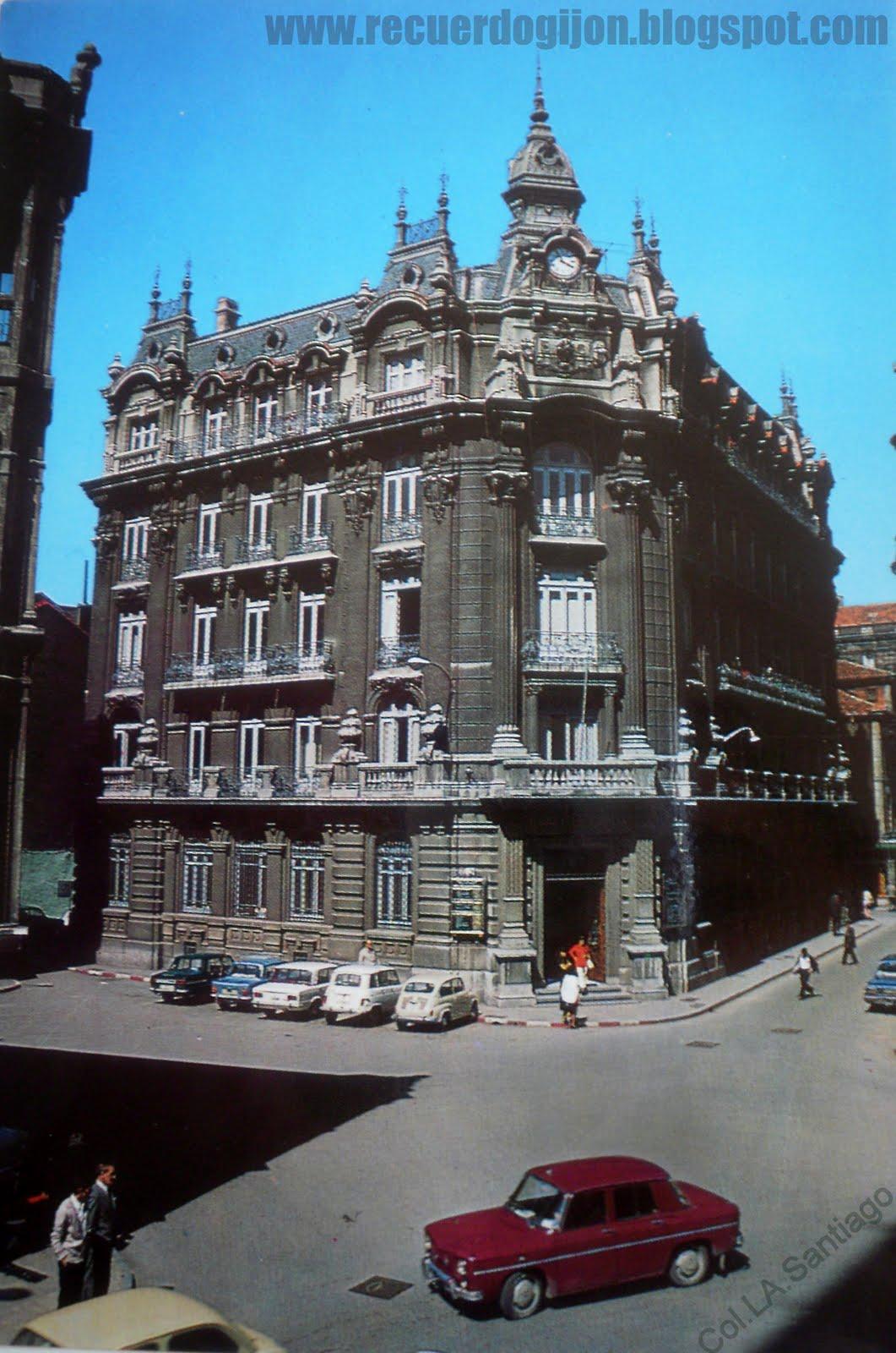 Antiguo banco de gij n for Oficina de la vivienda gijon