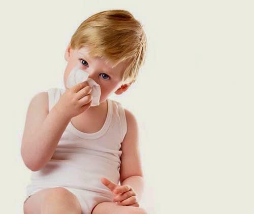 Cara cepat mengobati flu pada anak