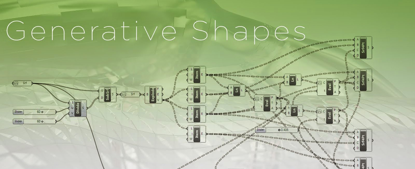Generative Shapes