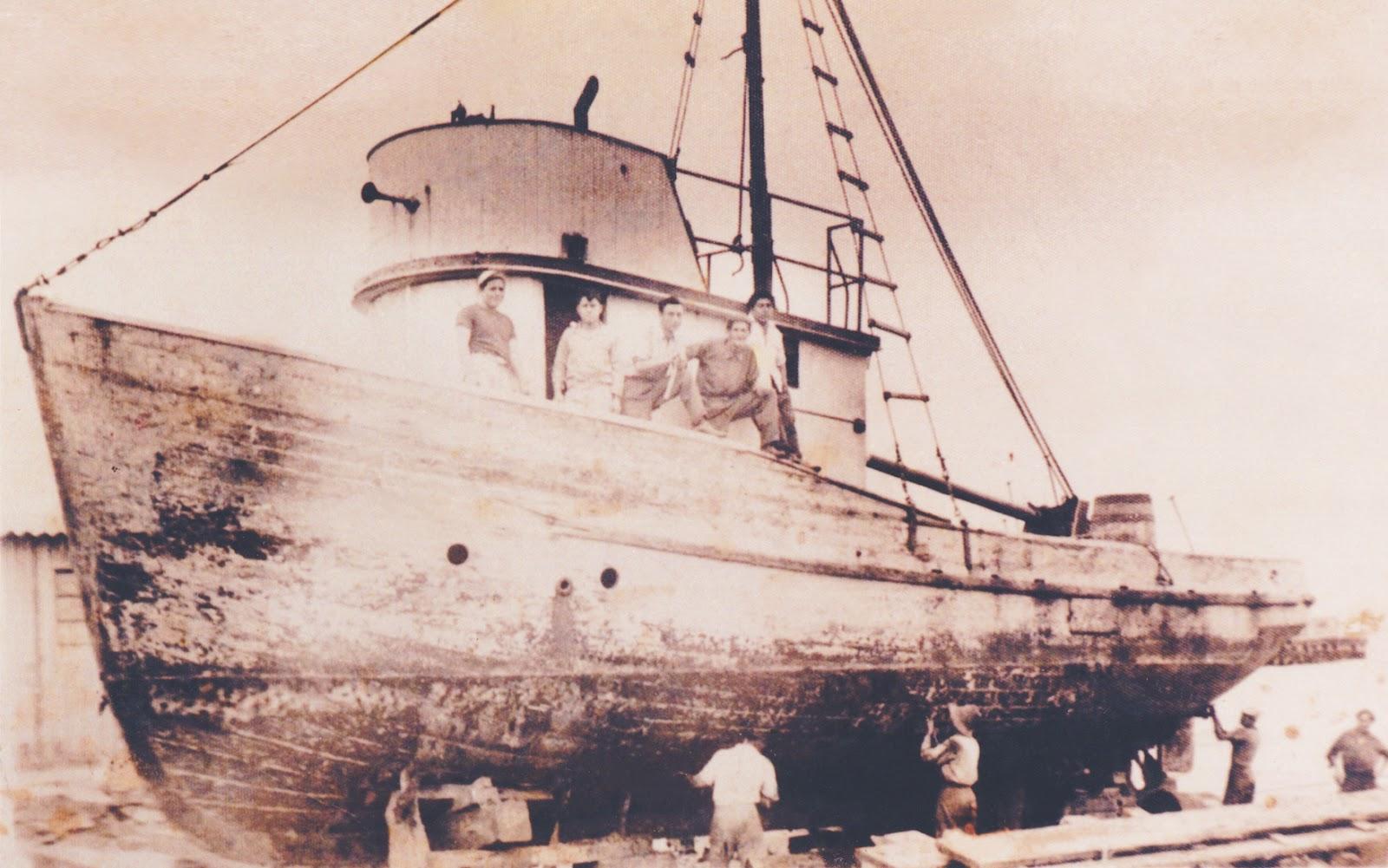 La desaparición de la Moby Dick