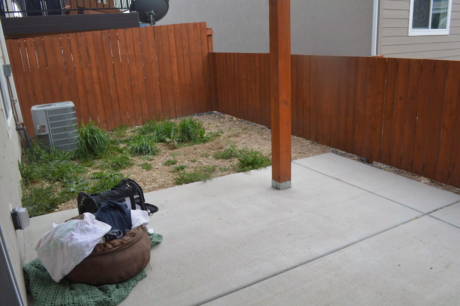 the life of bon backyard makeover