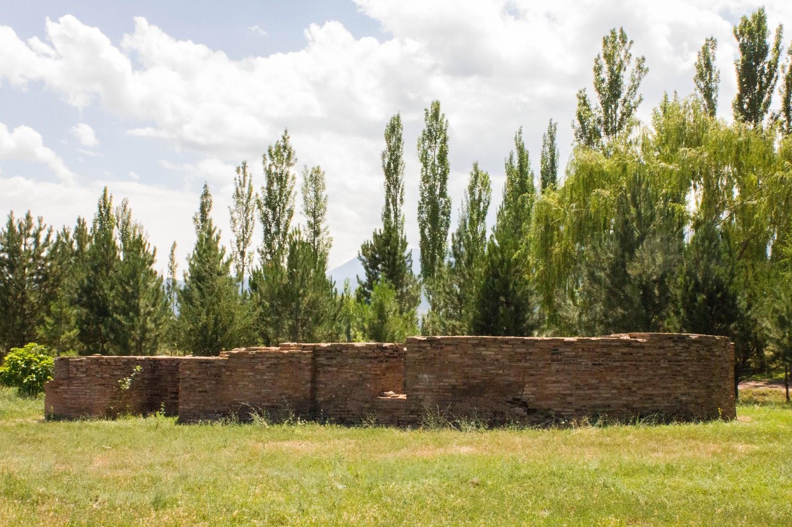 Кыргызстан, Бурана, башня, кумбез