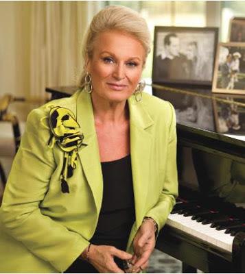 Athertyn resident and prominent Philadelphian Eliana Papadakis