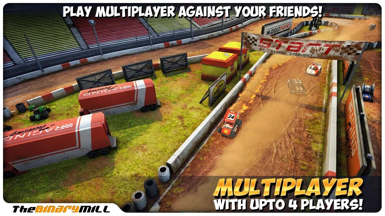 Screenshot Mini Motor Racing