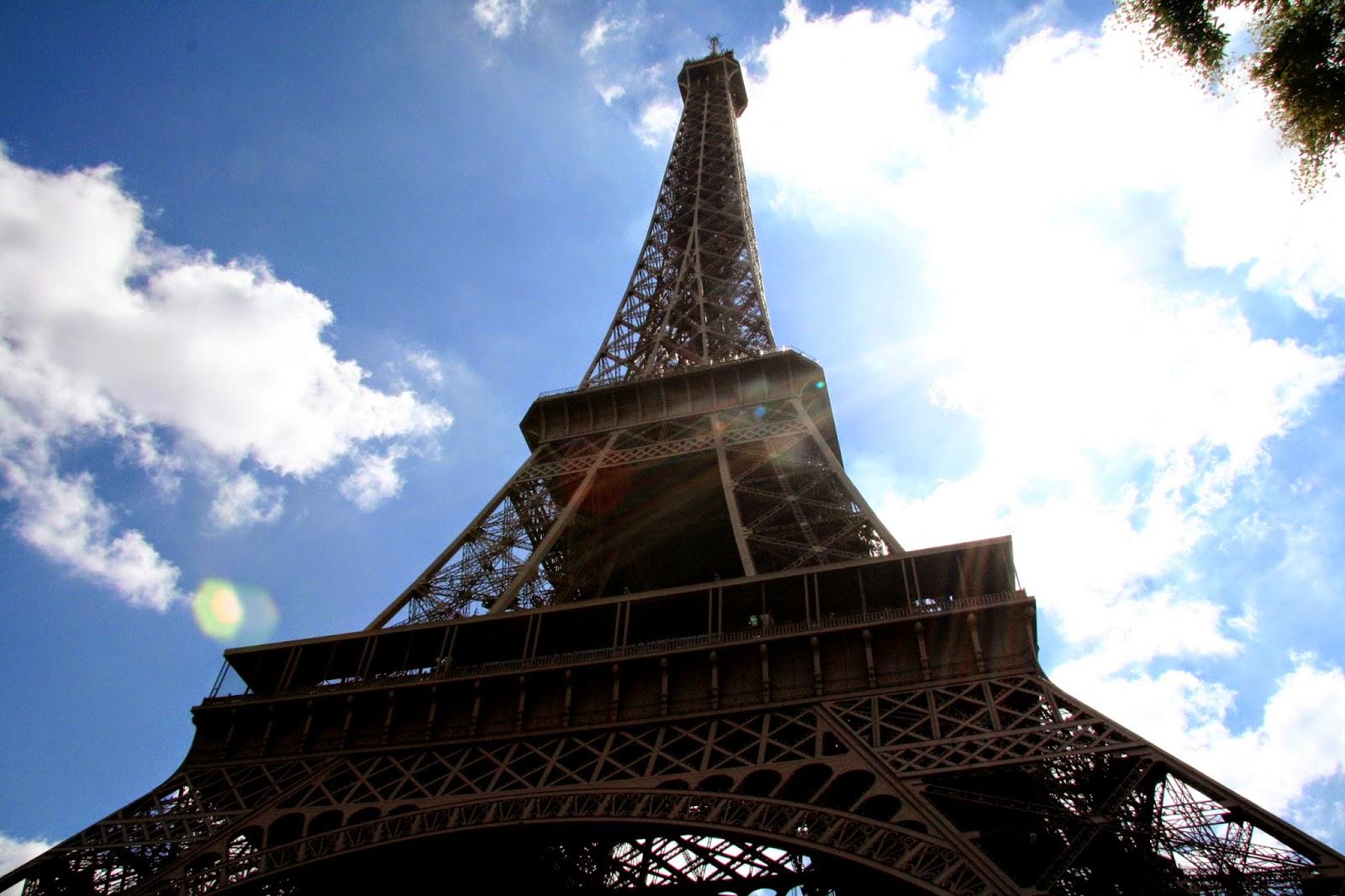 mamasfulltime viajes viajar Torre Eiffel todomundopeques París