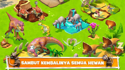 Game Ice Age Adventures v1.7.3 MOD APK+DATA