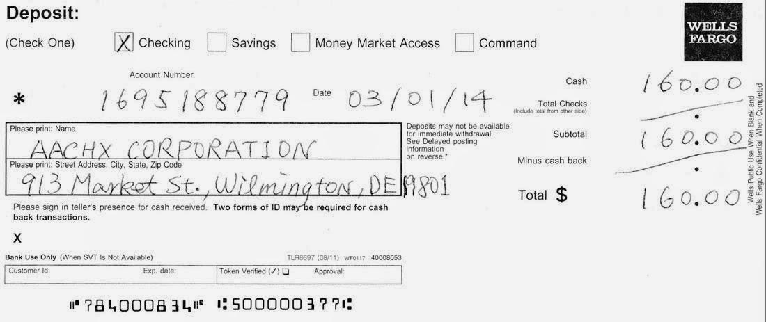 wells fargo deposit slips pdf aachx: 七月 2014