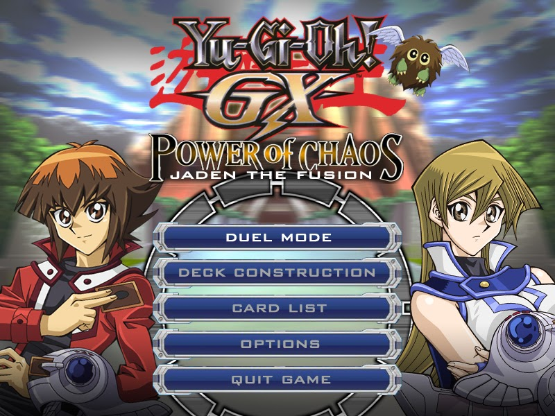 Yu Gi Oh Power Of Chaos Para Pc
