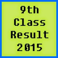 Federal Board 9th Class Result 2016