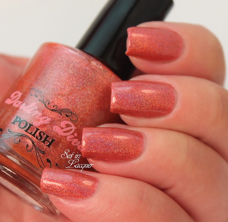 August 2014 Set In Lacquer