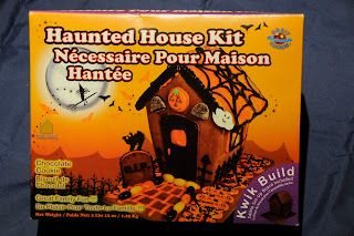 Orbit Cookie - Haunted House House Kit - Chocolate Cookie