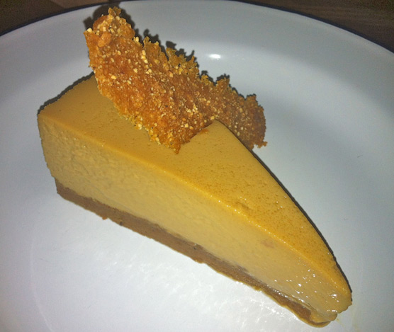 Gorilla Manchester - Brown Sugar New York Cheesecake