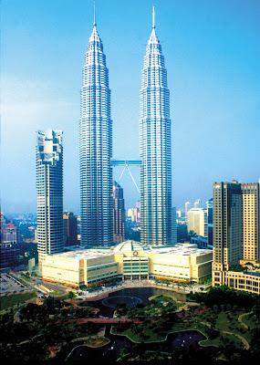 Petronas+Twin+Tower+Malaysia