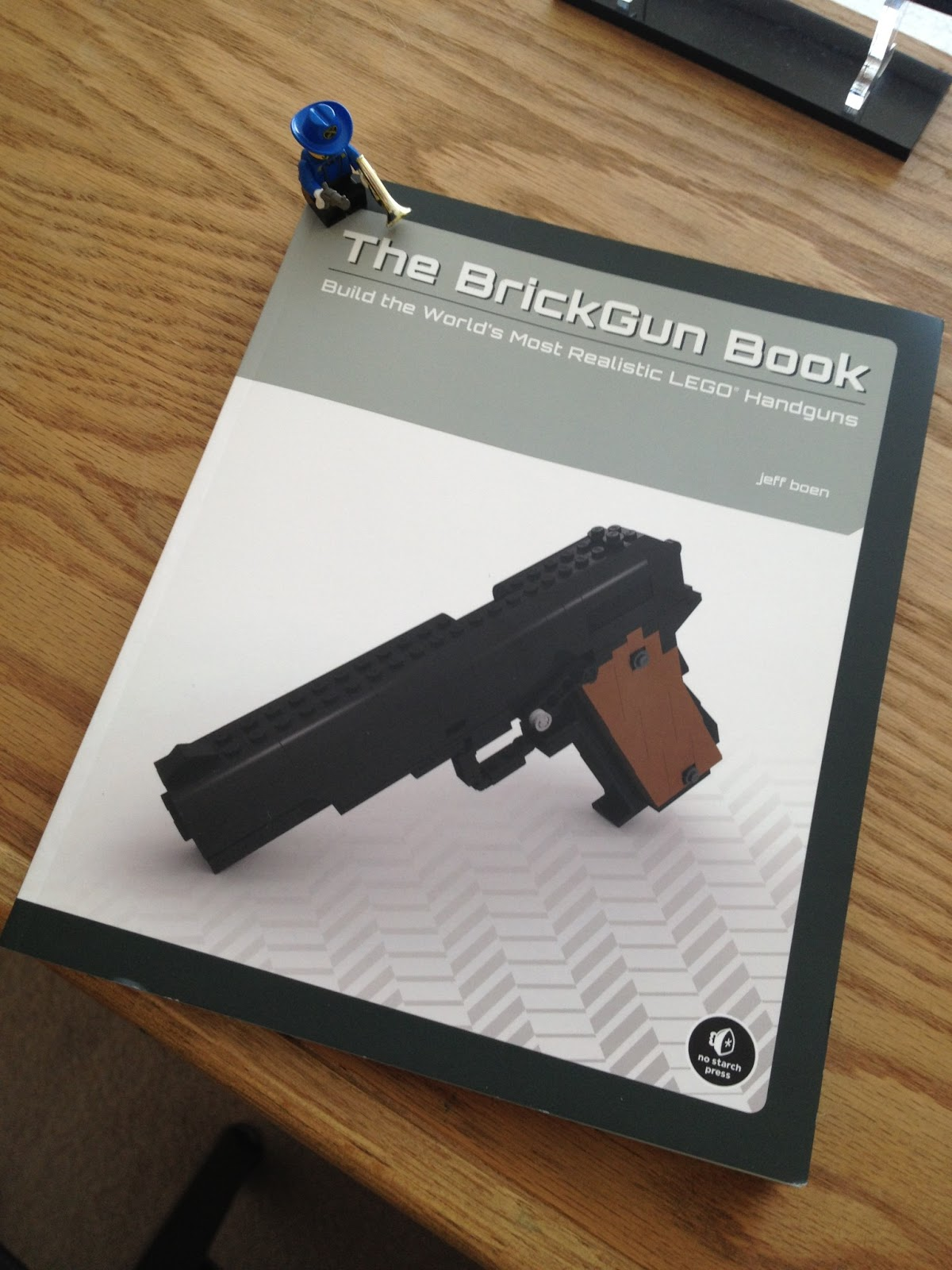Built From Ink And Tea A Review Of The Brickgun Book
