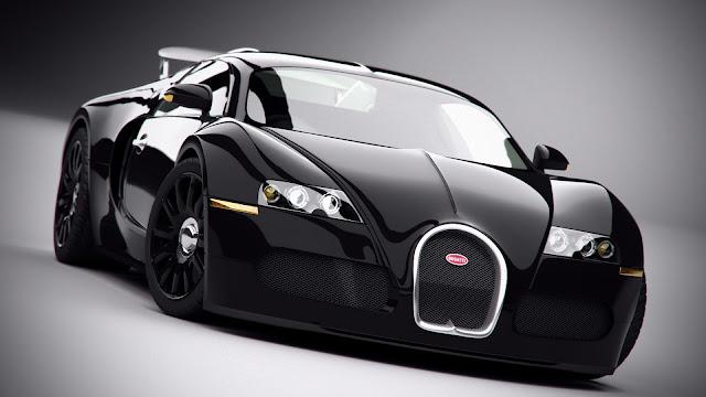 Fondo Bugatti Veyron Negro