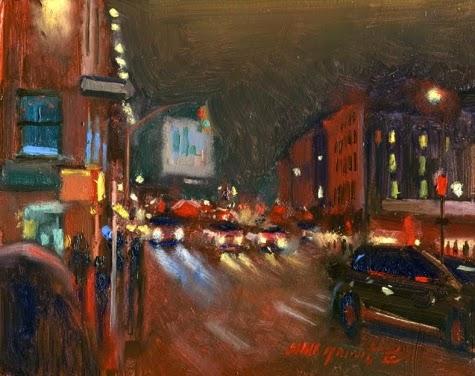 http://www.dailypainters.com/paintings/219627/Canal-Street-Night-New-York-City-Original-Oil-Painting-8-x10-HALL-GROAT-II/Hall-Groat-II