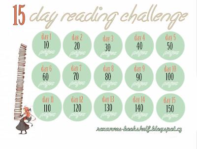 Výzva 15 dní