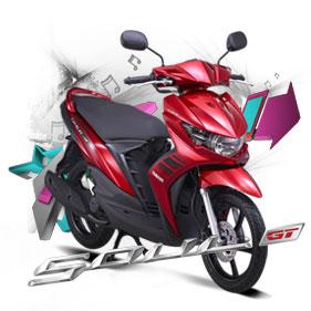 Yamaha SOUL GT Terbaru 2012