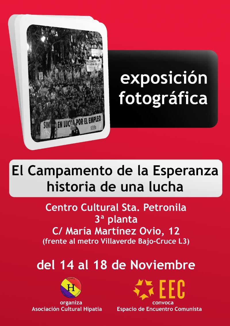 14 al 18 de noviembre la lucha obrera en Sintel