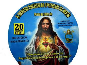 9º ENCONTRÃO DO APOSTOLADO DA ORAÇÃO